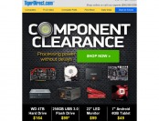 Tiger Direct Computer Component Sale - Tons of Great Deals