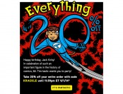 Save 20% off Your Entire Order at ThinkGeek.com