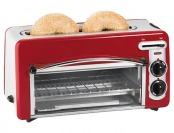 61% off Hamilton Beach Toastation 2-in-1 Toaster & Oven Combo