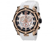 85% off Elini Barokas Fortitudo Watch, 10179-RG-02S-WHT