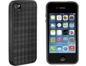 90% off Dynex Black Skin Case for Apple iPhone 4 and 4s