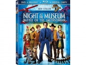 73% off Night at the Museum: Battle of the Smithsonian Blu-ray