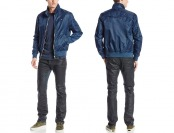 $159 off Moods of Norway Men's Jorn Nylon Bomber Jacket