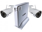 $100 off Lorex 4-Ch, 2-Camera Wireless DVR Security System