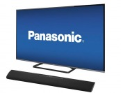 "$550 off Panasonic 60"" 1080 LED Smart HDTV, Bluetooth Soundbar"