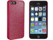 90% off Dynex Pink Glitter Case for Apple iPhone 5 and 5s