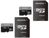 66% off 2X ADATA Premier 32GB microSDHC UHS-I Class 10 Cards