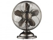 "50% off Init NT-RETRO-C Retro 12"" 3-Speed Copper Table Fan"