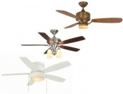 Up to 60% Top-Selling Ceiling Fans at Home Depot