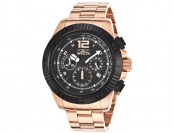 95% off Invicta 15895 Speedway Chrono 18K Plated Watch