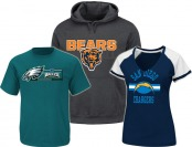30% or more off NFL Gear For The Entire Family
