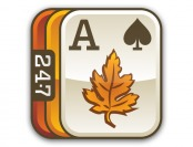 Free Android App of the Day: Fall Solitaire