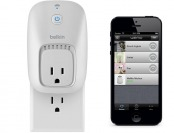 38% off Belkin WeMo Wi-Fi Enabled Home Automation Switch