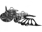 50% off Cuisinart Pro Classic 13-Pc Stainless-Steel Cookware Set