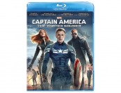 39% off Captain America: The Winter Soldier Blu-ray
