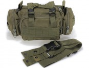 61% off Utility Tactical Military Gear Pack, Black or Army Green