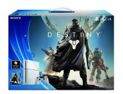 500GB PlayStation 4 Destiny Console Bundle in Stock at Walmart