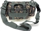 57% off Utility Tactical Military Gear Pack, ACU Camo