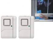 78% off GE Personal Security Window/Door Alarm (2 pack)