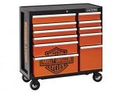 "45% off Craftsman Harley-Davidson 40"" 11-Drawer Rolling Tool Cabinet"