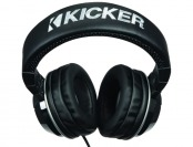 $50 off Kicker HP402B Cush Over-Ear Headphones