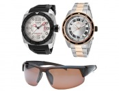90% off Pro Diver SS & Commander Watches Plus Free Sunglasses