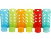 33% off Aquasana Rainbow Silicone Sleeves & Caps for 18-Oz Bottles