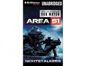 90% off Nightstalkers (Area 51: The Nightstalkers) Audiobook CD
