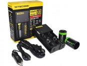 74% off Nitecore i2 Intellicharge Universal Smart Battery Charger