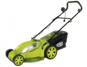 "23% off Sun Joe MJ403E Mow Joe 17"" 13 Amp Electric Lawn Mower"