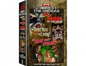 55% off Zombies & The Undead DVD Box Set