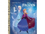 46% off Disney Frozen Little Golden Book Hardcover