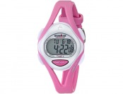 53% off Timex T5K7029J Ironman Women's Watch, Pink Resin Strap