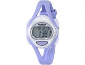53% off Timex T5K7039J Ironman Women's Watch, Purple Strap