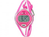 53% off Timex T5K655 Ironman Women's Watch, Pink and White