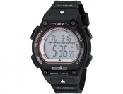 55% off Timex Men's T5K584 Ironman Watch w/ Black Band