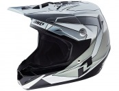 $126 off One Industries Atom X-Wing Helmet (Silver, Medium)