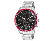72% off Men's Seiko SNDF37P1 Chronograph Stainless Steel Watch