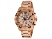 88% off Invicta 1981 Specialty Chrono Rose Gold Swiss Watch