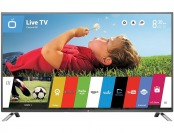 "$530 off LG Electronics 55LB6300 55"" 1080p 120Hz Smart LED TV"