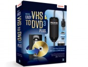 50% off Roxio Easy VHS to DVD 3 Plus Media Converter - Windows