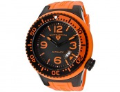 91% off Swiss Legend Men's Neptune Automatic Silicone Watch