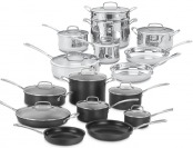 Up to 75% off Select Cuisinart Cookware Sets, 10 Choices