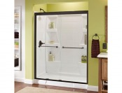 Up to 20% off Select Shower Doors at Home Depot
