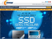 Newegg 48 Hour Sale, Great Deals on SSDs and Computer Accessories