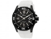 $354 off Elini Barokas 10196-BB-01-WHT Swiss Men's Watch
