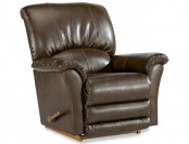 50% off La-Z-Boy Palance Leather Recliner / Rocker Chair