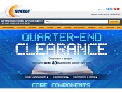 Newegg Quarter-End Clearance Sale - Tons of Great Deals