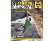 80% off Haynes Climbing Manual: Essential guide to rock climbing