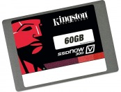 "64% off Kingston SSDNow V300 2.5"" 60GB SSD, SV300S37A/60G"
